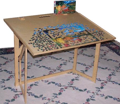 Exceptional JigsawPuzzle Easel